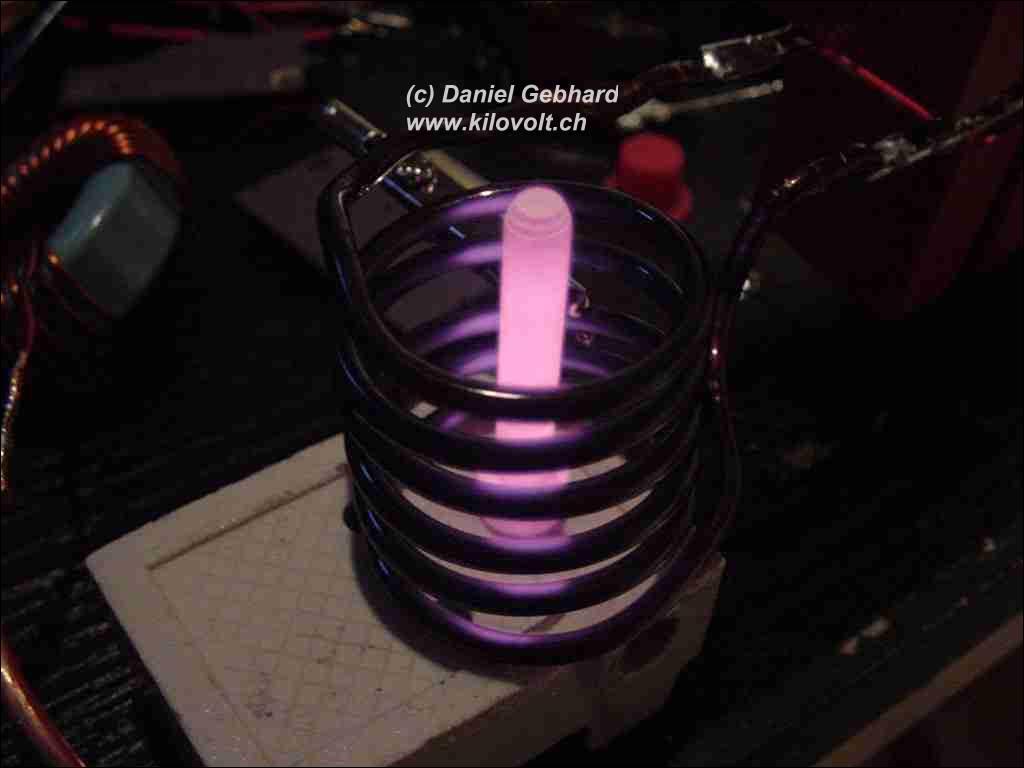 Induction Heating Using Mosfets Bau Eines Eigenen Heaters